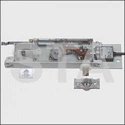 Serrure etanche - type DLF 1 et DL 1 à la norme IP67