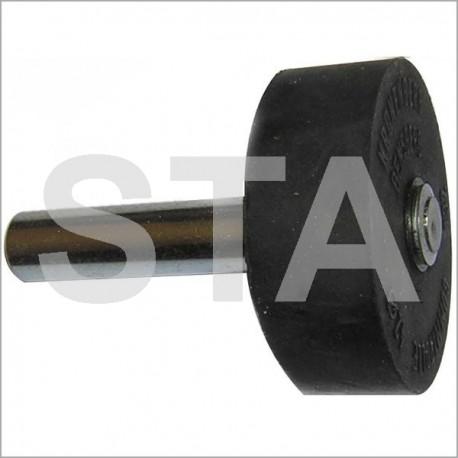 Galet diam 42 mm long : 150 mm