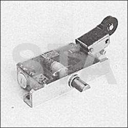 Disp. verrouillage PBMKI/1 (serrure porte battante à gauche)