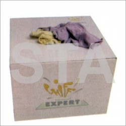 Cloths, dispenser box of 10 kg