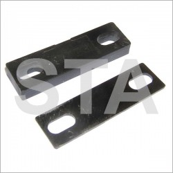 Cales de shunt PZ épaisseur 1mm