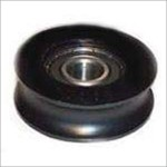 rollers round groove