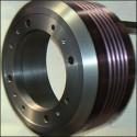 kone traction sheave wheels