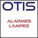 Otis Alarmes Lampes diverses