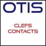 Otis Clés Contact à clé