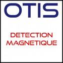 Otis magnetic detections