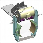 Thyssen brake kit