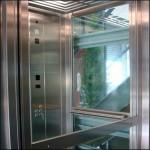 Green lift elevator