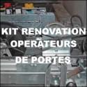 Kit rénovation opérateurs de porte