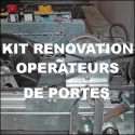 Kit renovation door operators