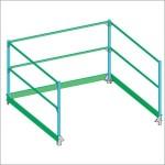 Kit barrière fixe toit de cabine et massif