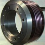 Traction sheave wheels