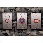 Boîtes à boutons