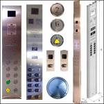 Boites à boutons et colonnes techniques
